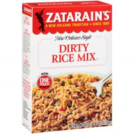Zatarain's New Orleans Style Dirty Rice Seasoning Mix - 40 oz