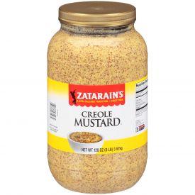 Zatarain's Creole Mustard 128oz.