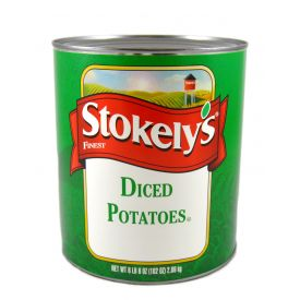 Stokely Diced Potato - 102oz