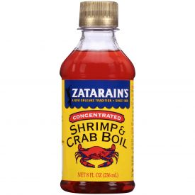 Zatarain's Liquid Crab Boil New Orleans Style Seasoning - 8oz