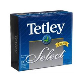 Tetley Select Individual Envelope Tea Bags 0.08oz.