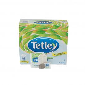 Tetley Natural Decaffeinated Individual Tea Bags .064oz.