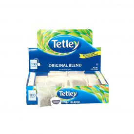 Tetley Tea Original Blend Individual Tea Bags .08oz.