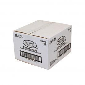 National Quality Iced Tea Bags by Tetley 1oz.