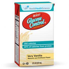 Nestle Boost Glucose Control RTD Vanilla Beverage 8oz.