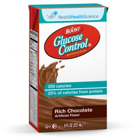 Nestle Boost Glucose Control RTD Chocolate Beverage 8oz.