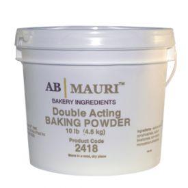 Ab Mauri Benchmate Double Acting Baking Powder 10lb.