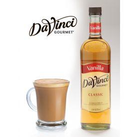 DaVinci Classic Vanilla Syrup 25.4oz.