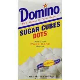 Domino Sugar Cube Dots 1lb.