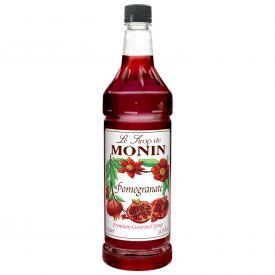 Monin Pomegranate Flavoured Syrup - 33.8oz