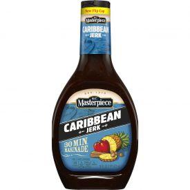 KC Masterpiece Caribbean Jerk Marinade - 16oz