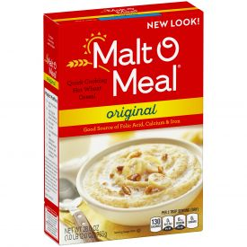 Malt O Meal Original Hot Wheat Cereal 28oz.