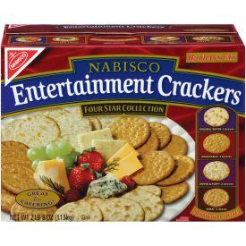 Nabisco Entertainment Crackers - 2.5lb