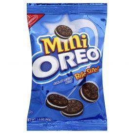 Oreo Mini Cookies - 60/1.5oz Packs