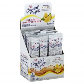 Crystal Light Lemon Iced Tea