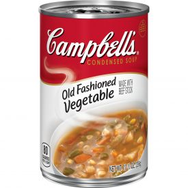 Campbell's Old Fashion Vegetable Soup - 10.5oz