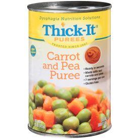 Thick-It RTU Carrots & Peas Puree 15oz.