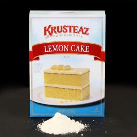 Krusteaz Professional Lemon Cake Mix 5lb.
