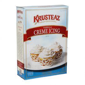 Krusteaz Professional Vanilla Crème Icing Mix 5lb.