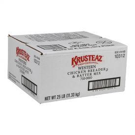 Krusteaz Western Style Chicken Breading 25lb.