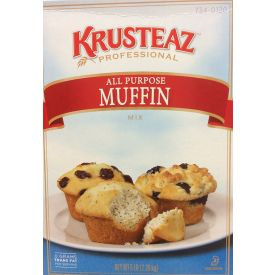 Krusteaz All Purpose Professional Muffin Mix 5lb.