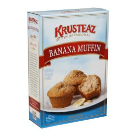 Krusteaz Professional Banana Muffin Mix 5lb.
