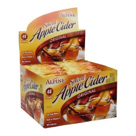 Alpine Spiced Apple Cider Instant Drink Mix 0.74oz.