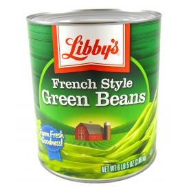 Libby's French Style Green Beans - 101oz