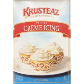 Continental Mills White Icing Mix 5lb.