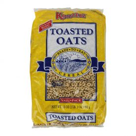 Krusteaz Toasted Oats Cereal Bulk Pack 35oz.