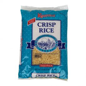 Krusteaz Rice Crispy Cereal Bulk Pack 35oz.
