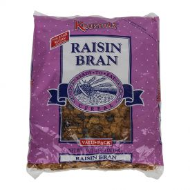 Krusteaz Raisin Bran Cereal Bulk Pack 35oz.
