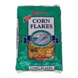 Krusteaz Corn Flake Cereal Bulk Pack 35oz.