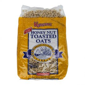 Krusteaz Toasted Oat Honey Cereal Bulk Pack 35oz.