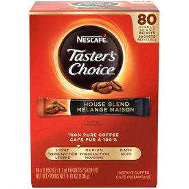 Nescafe Taster's Choice House Blend Packets 0.59oz.