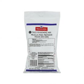 McCormick Taco Seasoning Mix - 9oz