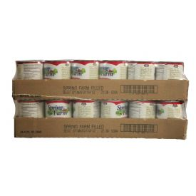 Spring Farm Filled Evaporated Milk 12oz.