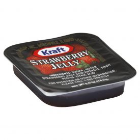 Kraft Strawberry Jelly 0.5oz.