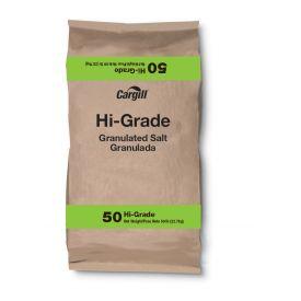 Cargill Hi-Grade Salt 50lb.