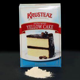 Krusteaz Professional Extra Moist Yellow Cake Mix 4.5lb