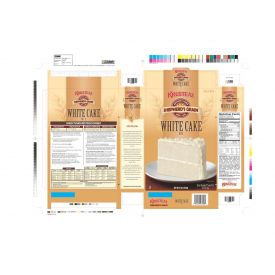 Krusteaz Shepherd's Grain White Cake Mix 5lb