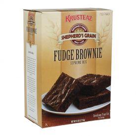 Krusteaz Shepherd's Grain™ Fudge Brownie Supreme Mix 6lb.