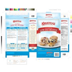 Krusteaz Professional All Purpose Muffin Mix 4.5lb.