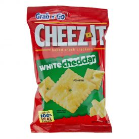 Cheez-It White Cheddar Crackers - 3oz