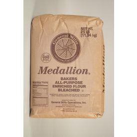 Gold Medal Medallion All Purpose Flour 25lb.