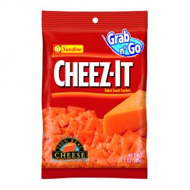 Cheez-It Crackers - 3oz. bag, 60 Per Case