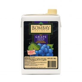 Bombay Select Grape Juice 46oz.