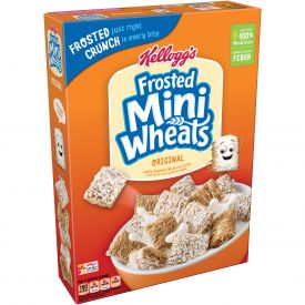 Kellogg's Frosted Mini-Wheats Cereal 18oz