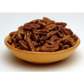 Azar Unsalted Large Candied Pecan Pieces Bag 5lb.