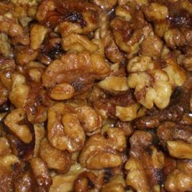 Bakers Select Candied Walnut 5lb.